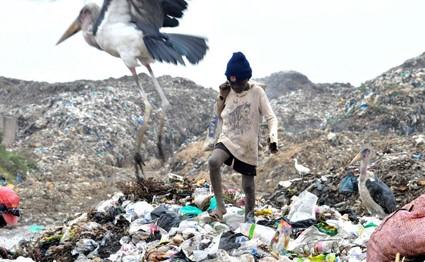 Figure 1 dandora dump site. Image source: nation.co.ke.
